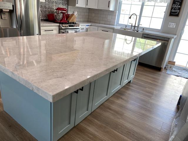 Granite Repair-Sealing
